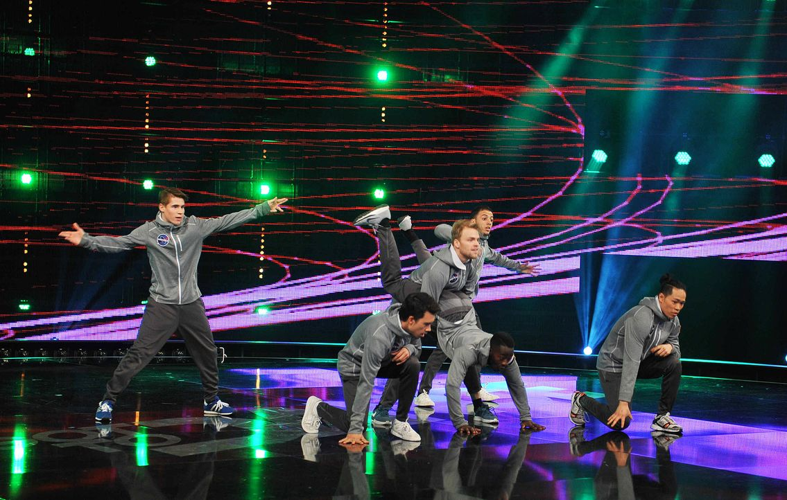 Got-To-Dance-The-Ruggeds-03-SAT1-ProSieben-Willi-Weber - Bildquelle: SAT.1/ProSieben/Willi Weber