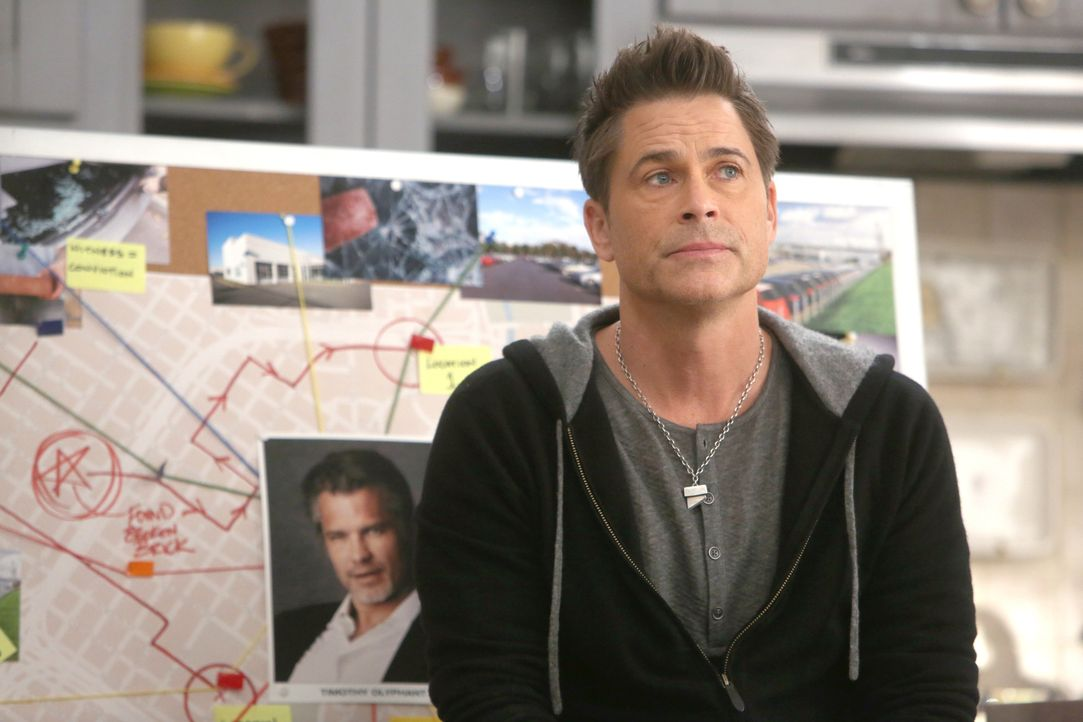 Dean (Rob Lowe) ist geschockt, als er Claire erwischt, wie sie mit Timothy knutscht und fasst einen Plan, um sie zurückzuerobern ... - Bildquelle: 2015-2016 Fox and its related entities.  All rights reserved.