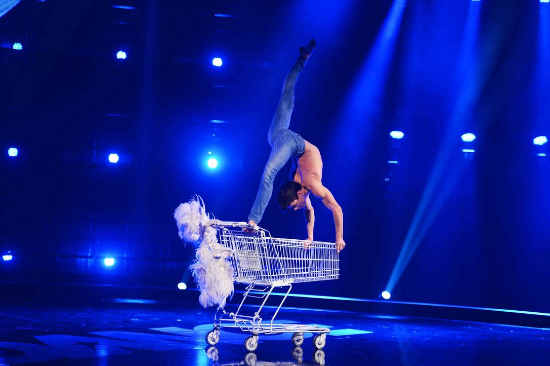 Got-To-Dance-David-Pereira-09-SAT1-ProSieben-Willi-Weber - Bildquelle: SAT.1/ProSieben/Willi Weber