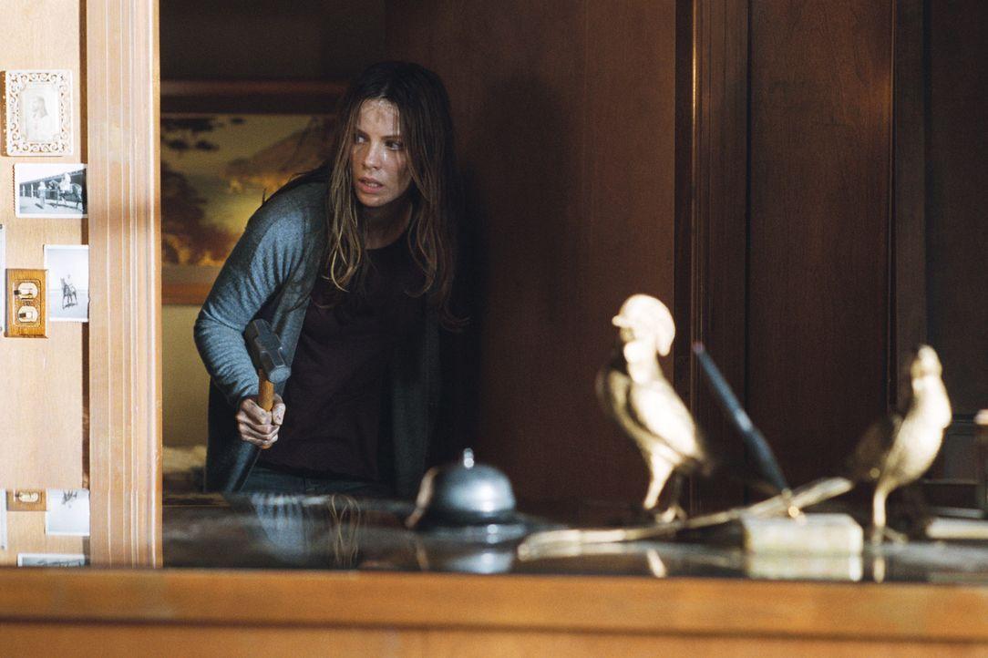 Das zerstrittene Paar Amy (Kate Beckinsale) und David Fox stellt sich auf eine gemeinsame, höchst unangenehme Nacht in einem schmutzigen Motelzimme... - Bildquelle: 2007 CPT Holdings, Inc. All Rights Reserved. (Sony Pictures Television International)