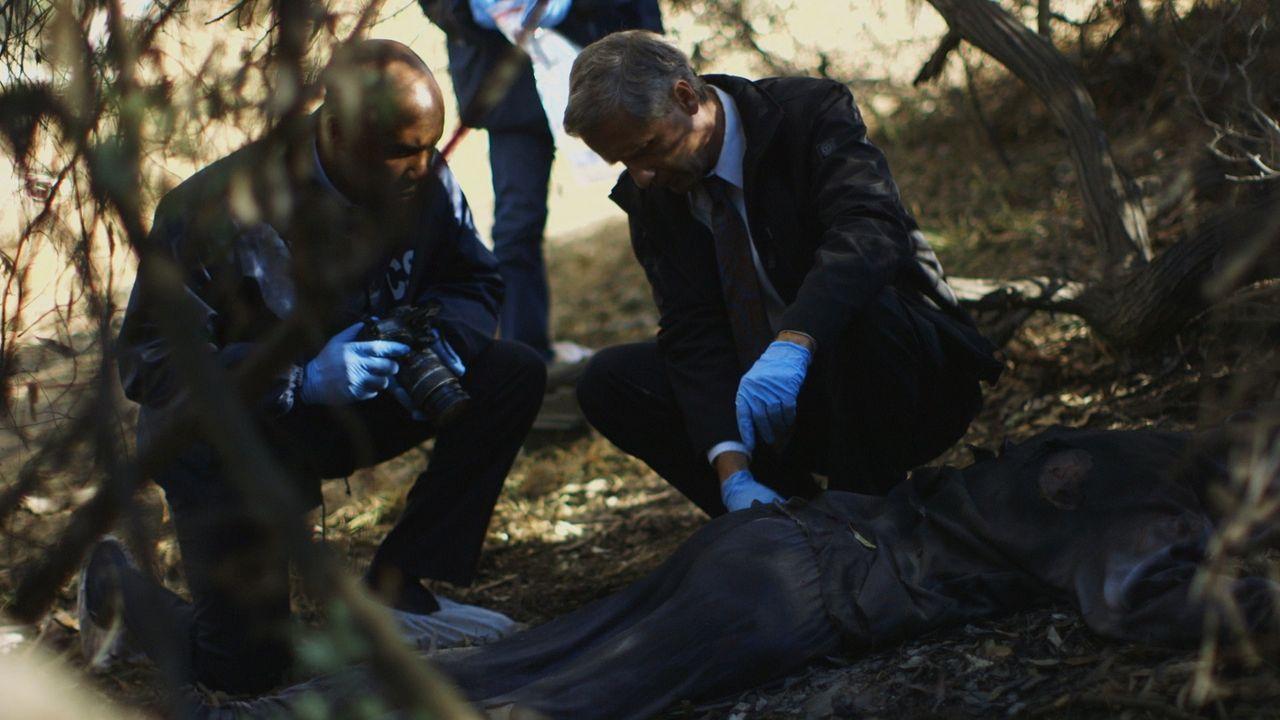 In einem abgelegenen Naturschutzgebiet in Pennsylvania werden am 12. Januar 2014 die verkohlten Überreste der 23-jährigen Ashley Kline gefunden. Wäh... - Bildquelle: LMNO Cable Group