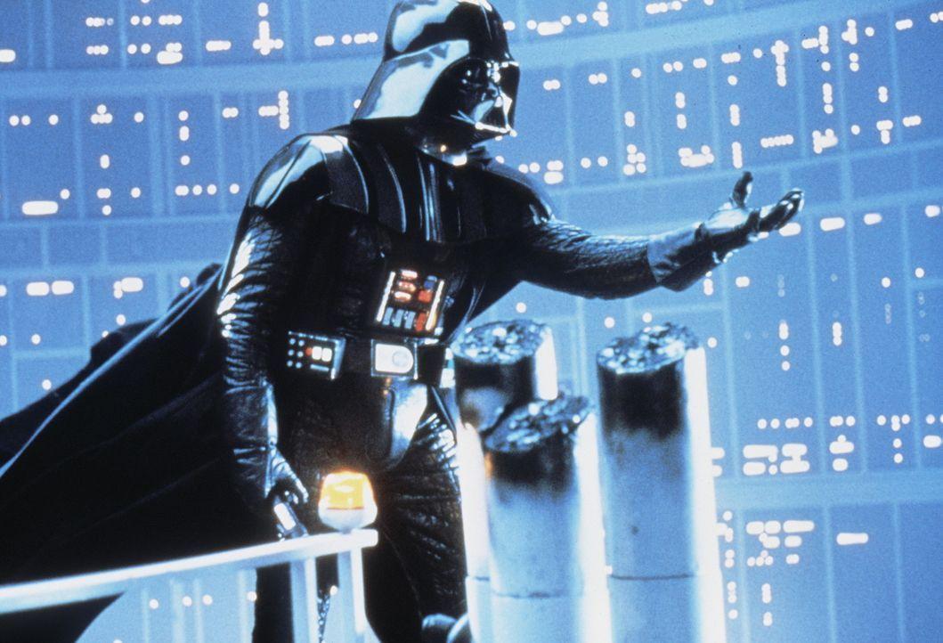Eine raffinierte Falle stellt der galaktische Bösewicht Darth Vader (David Prowse) für Luke, Han und die Prinzessin auf ... - Bildquelle: Lucasfilm LTD. & TM. All Rights Reserved.