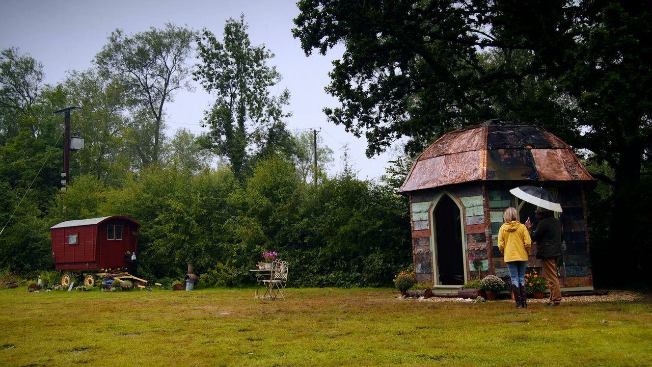Amazing Spaces - So wohnt sonst keiner - Gratis Schrott-Haus und ...