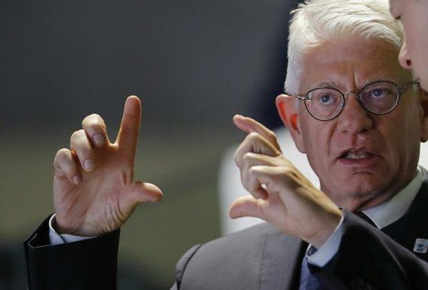 DEB-Präsident Reindl blickt optimistisch auf die WM