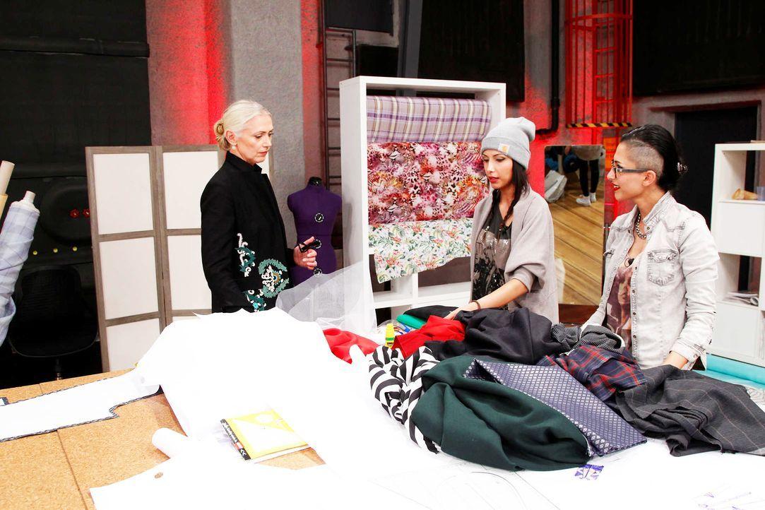 Fashion-Hero-Epi06-Atelier-22-Richard-Huebner - Bildquelle: Richard Huebner