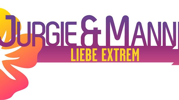 Jurgie und Manni - Liebe extrem - Logo groß © sixx