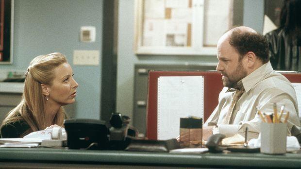 Phoebe (Lisa Kudrow, l.) will verhindern, dass der nette Firmenchef Earl (Jas...
