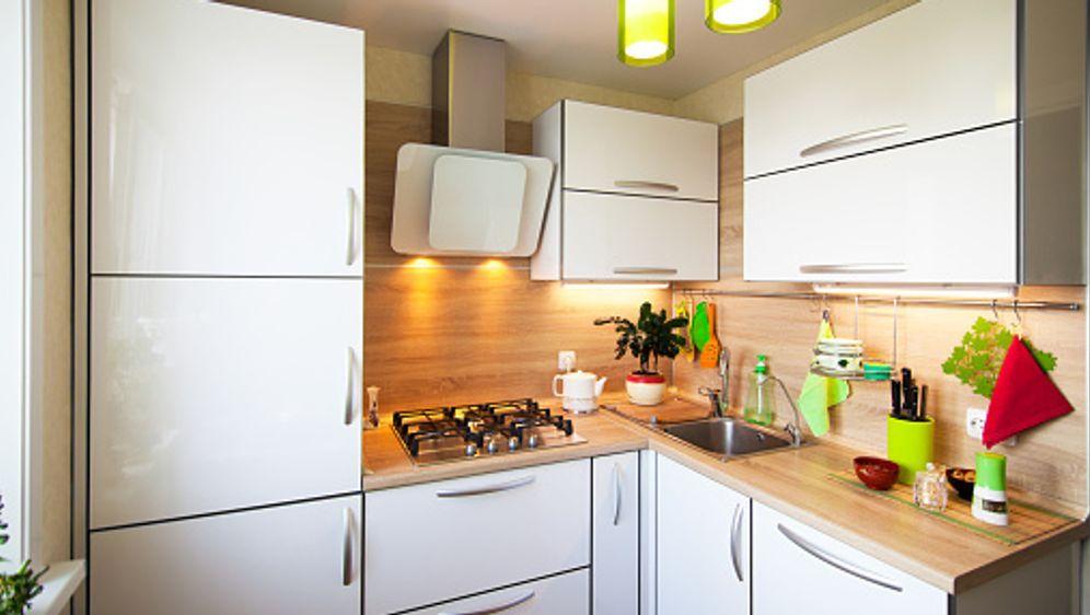 Miniküche einrichten  Miniküchen richtig eingerichtet – DIY – sixx.de