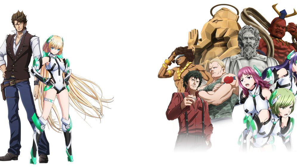 Expelled from Paradise - Bildquelle: TOEI ANIMATION, Nitroplus/EFP Society