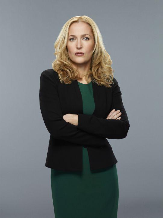 (1. Staffel) - Wie weit wird sie gehen, um ihre Tochter zu retten? Meg Fitch (Gillian Anderson) ... - Bildquelle: 2013-2014 NBC Universal Media, LLC. All rights reserved.