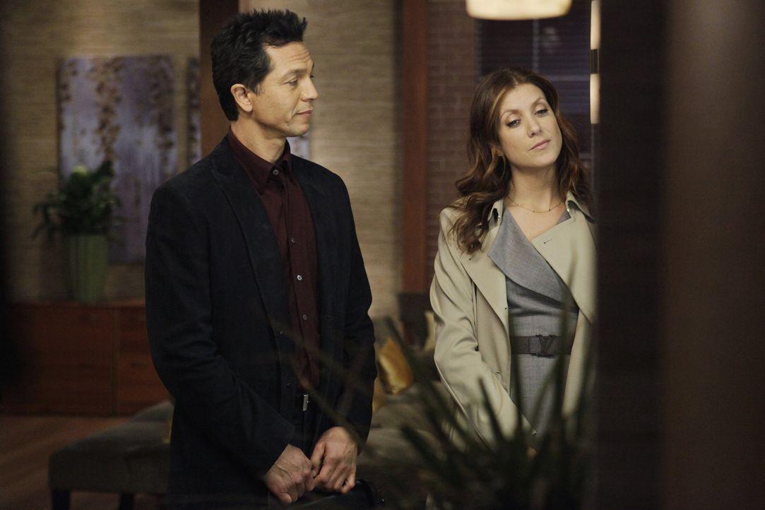 Sam versucht sich um seine Schwester Corinne zu kümmern, doch ihr seelischer Zustand macht dies fast unmöglich für ihn, während Addison (Kate Wa... - Bildquelle: ABC Studios