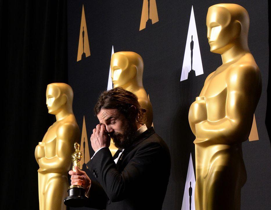 Casey-Affleck-AFP - Bildquelle: AFP PHOTO / ROBYN BECK