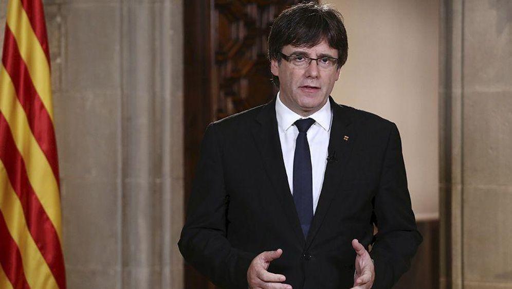 - Bildquelle: Jordi Bedmar/Presidency Press Service/AP/dpa