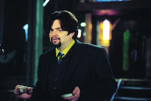 Ein Date zu dritt - Peter Steinberg (Oliver Platt) ist überglücklich. Gemeins...