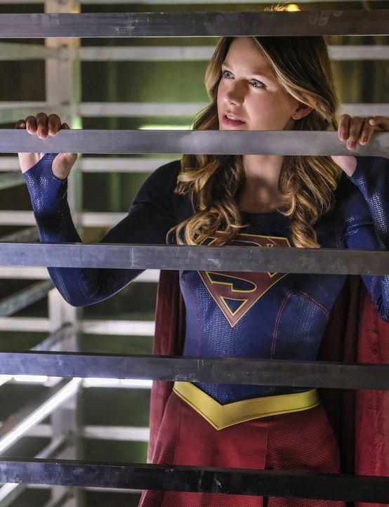 Beim Versuch Mon-El aus den Fängen von Cadmus zu retten, landet Supergirl (Melissa Benoist) plötzlich selbst hinter Gittern ... - Bildquelle: 2016 Warner Bros. Entertainment, Inc.