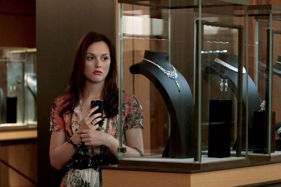 Kann es nicht ertragen, Chuck glücklich zu sehen: Blair (Leighton Meester) ... - Bildquelle: Warner Bros. Television