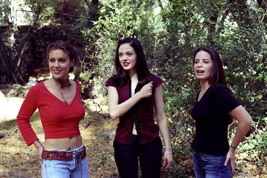 Charmed - Zauberhafte Hexen - Nachdem es Sykes gelungen ist, drei weitere Hex...