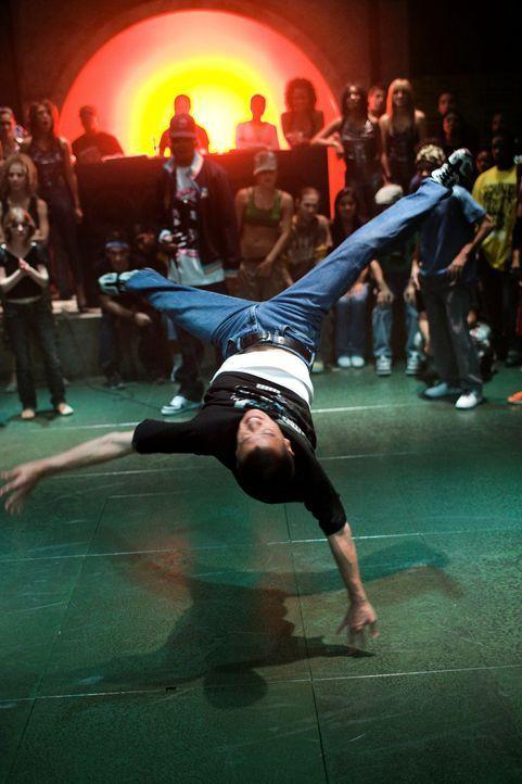 Jeder gibt sein Bestes beim Underground Dance Battle ... - Bildquelle: 2008 Constantin Film