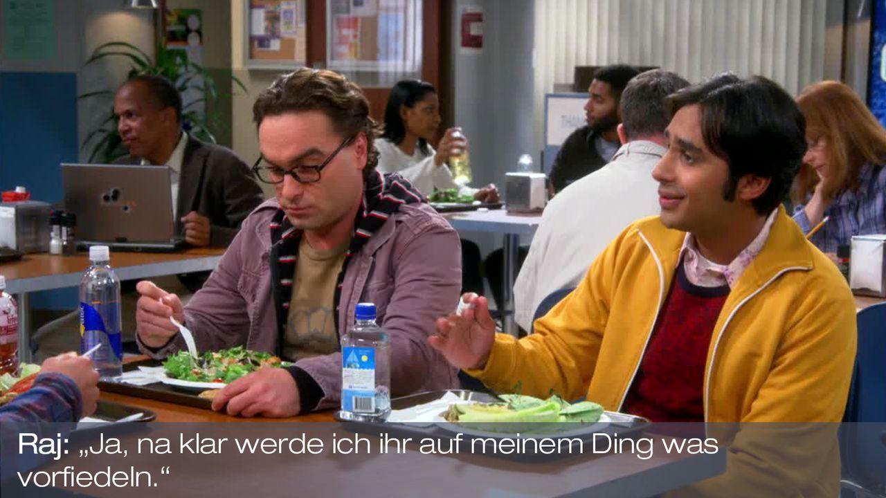 Staffel 7 Folge 6 - Zitat 4 - Bildquelle: Warner Bros. Television