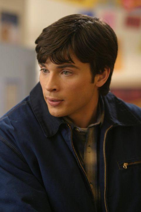 Clark (Tom Welling) muss sich eingestehen, dass er einen Fehler gemacht hat, denn Alicia nervt! Als er mit ihr Schluss macht, nimmt die Verstoßene a... - Bildquelle: Warner Bros.