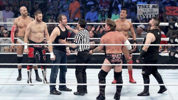 SmackDown vom 17. Juni