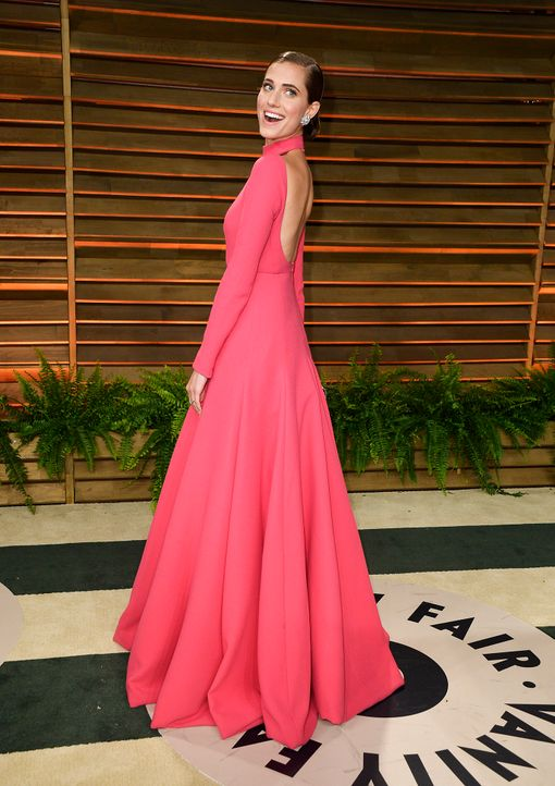 oscars-Allison-Williams-140302-getty-AFP - Bildquelle: getty-AFP