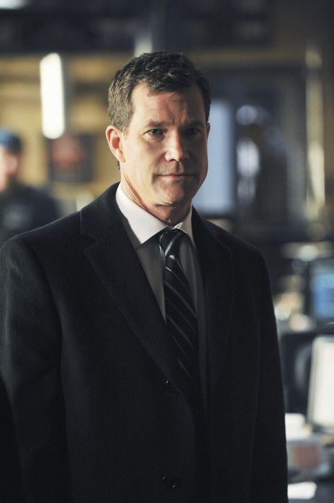 Der aktuelle Fall entwickelt sich alles andere als positiv. FBI-Agent Harris (Dylan Walsh) soll das Team des NYPD unterstützen ... - Bildquelle: 2013 American Broadcasting Companies, Inc. All rights reserved.