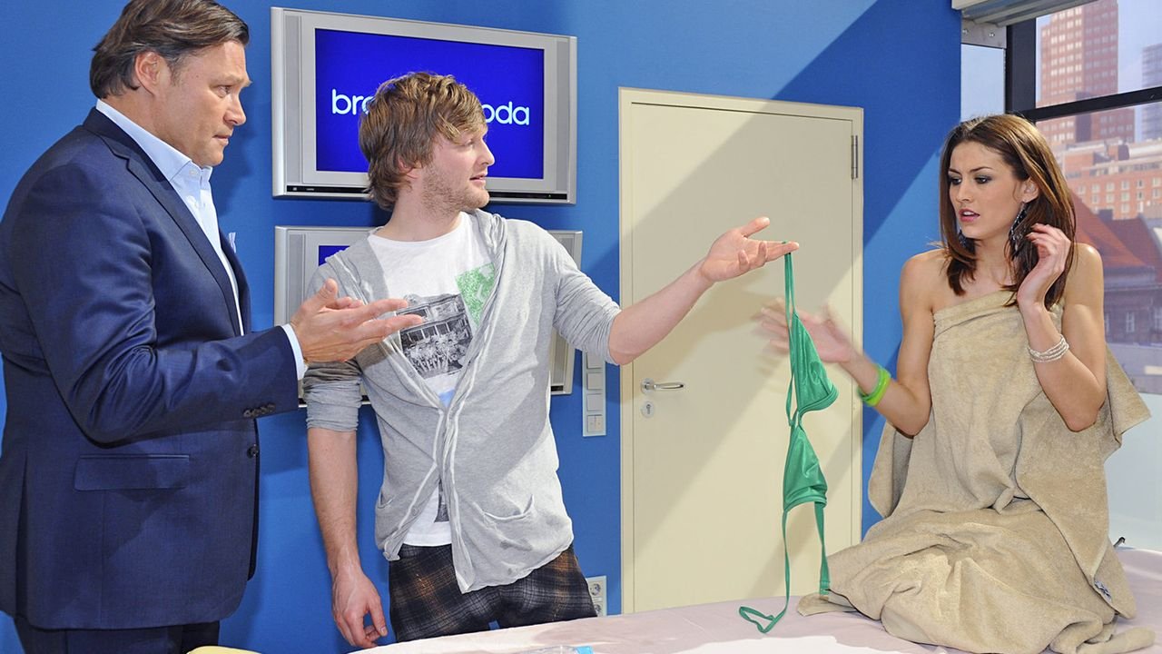 Anna-und-die-Liebe-Folge-417-01-Sat1-Oliver-Ziebe - Bildquelle: Sat1/Oliver Ziebe