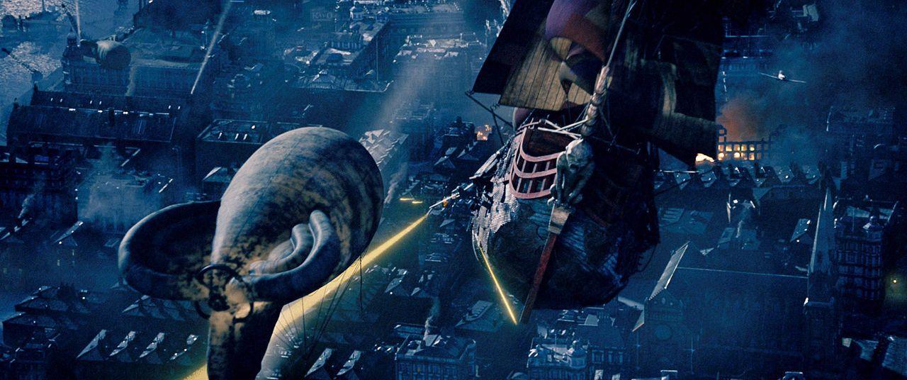 Pan-14-Warner-Bros-Entertainment-Inc - Bildquelle: 2014 Warner Bros. Entertainment Inc.