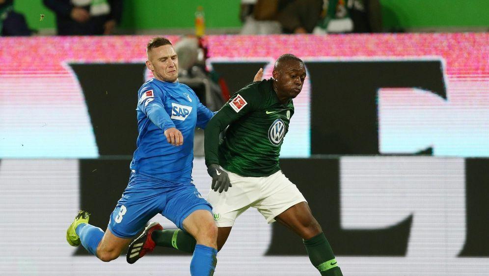 Wolfsburg und Hoffenheim trennen sich 2:2 - Bildquelle: FIROFIROSID