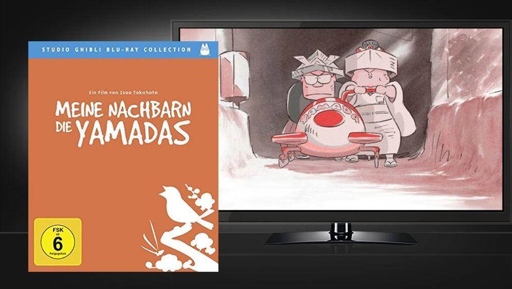 Meine Nachbarn die Yamadas (Blu-ray Disc)