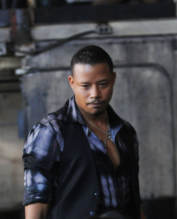 Mit Billy (Terrence Howard) ist nicht zu spaßen ... - Bildquelle: 2012 CBS Broadcasting, Inc. All Rights Reserved.