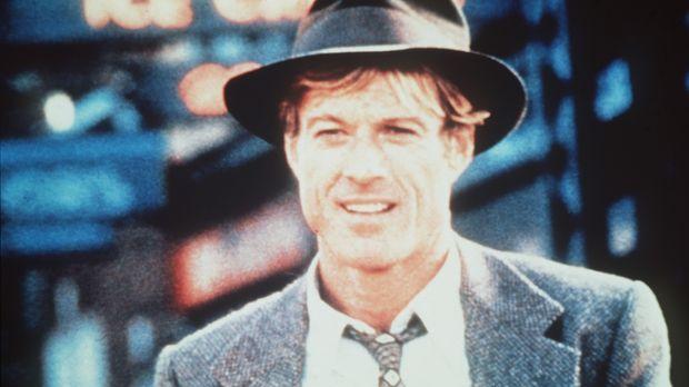 Der gutaussehende Roy Hobbs (Robert Redford) steht kurz vor einer Profikarrie...
