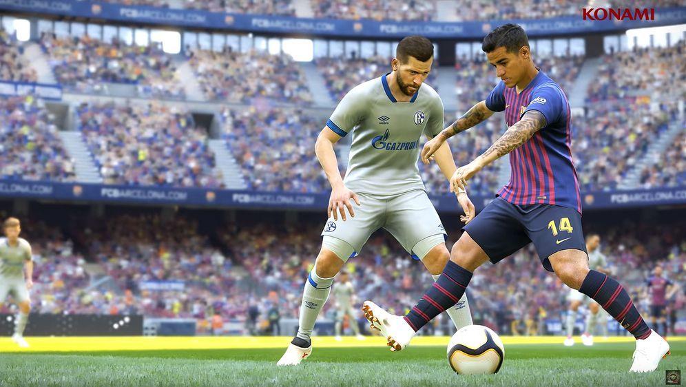 Demo-Check  So spielt sich Pro Evolution Soccer 2019 057ef67dcba73