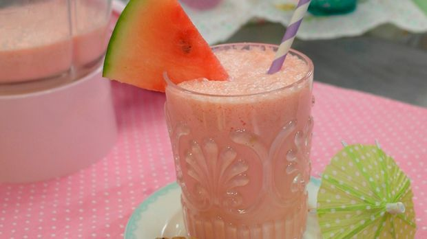 Enies erfrischender Melonen-Smoothie