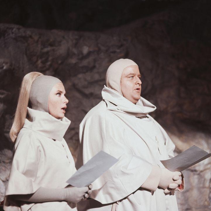 In einem Gewölbe, das früher die New Yorker U-Bahn war, trifft Brent auf die Überlebenden des Atomkrieges vor 2000 Jahren. Wahnsinnige Mutanten mit... - Bildquelle: 20th Century Fox