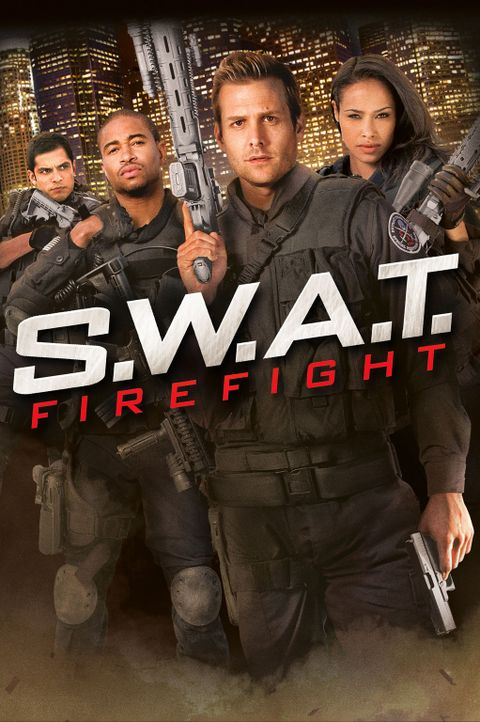 SWAT: FIREFIGHT - Plakatmotiv - Bildquelle: 2011 Stage 6 Films, Inc. All Rights Reserved.