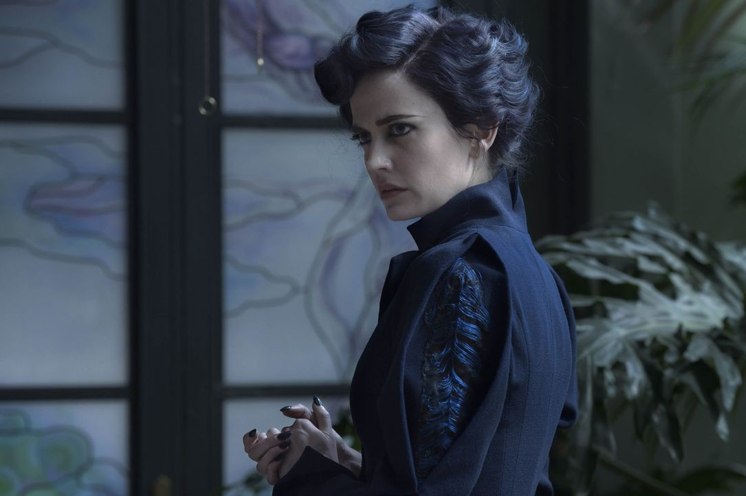Miss Peregrine (Eva Green) - Bildquelle: Jay Maidment 2016 Twentieth Century Fox Film Corporation.  All rights reserved./Jay Maidment