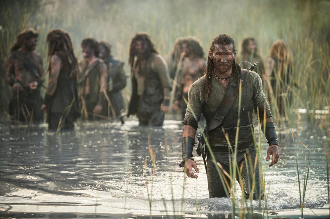Vane (Zach McGowan) macht seinen Schachzug ... - Bildquelle: 2015 Starz Entertainment LLC, All rights reserved.