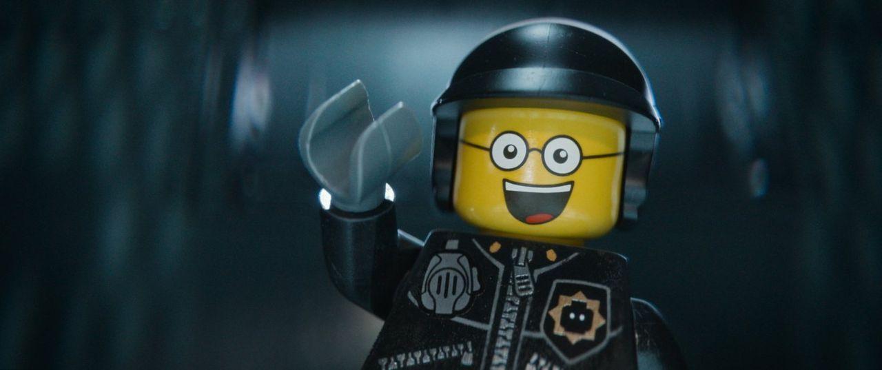 Erst viel zu spät erkennt Bad Cop, dass er einer Illusion aufgesessen ist ... - Bildquelle: 2014 Warner Brothers