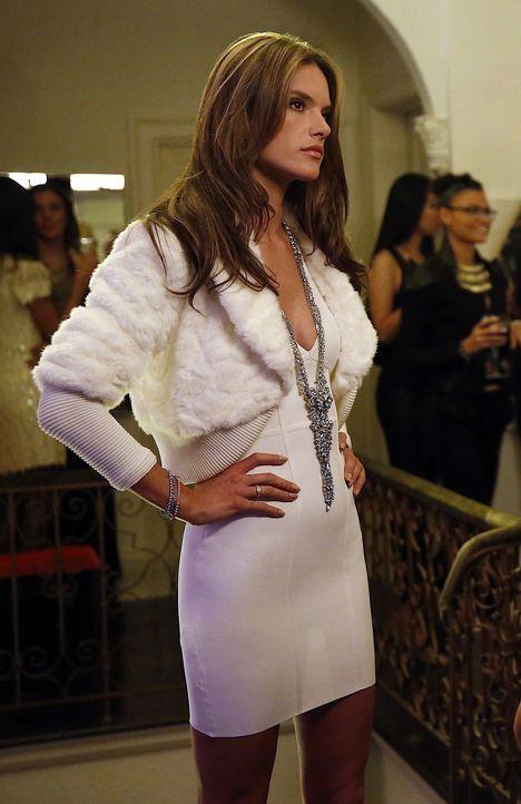 Das Victoria's Secret-Model Alessandra Ambrosio (Alessandra Ambrosio) verdreht den männlichen Loft- Mitgliedern gewaltig den Kopf ... - Bildquelle: 2014 Twentieth Century Fox Film Corporation. All rights reserved.