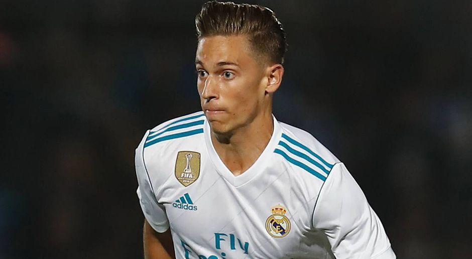 Marcos Llorente (Real Madrid) - Bildquelle: imago