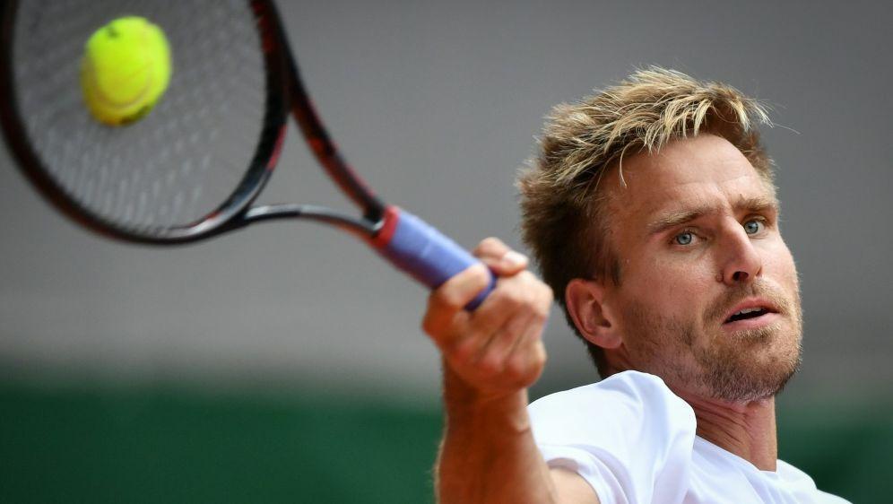 Peter Gojowczyk gewann in Genf gegen Andreas Seppi - Bildquelle: AFPSIDFABRICE COFFRINI