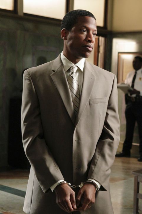 Ist Otis Williams (Ray Stoney) wirklich für den Mord an einem Geschworenen verantwortlich? - Bildquelle: ABC Studios