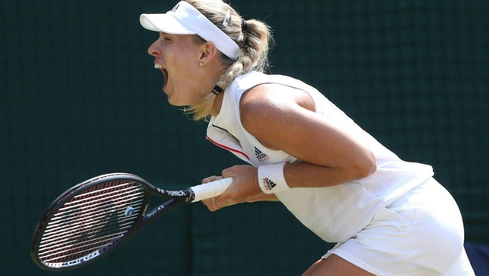 Kerber gewinnt Wimbledon als erste Deutsche seit 1996 - Bildquelle: PIXATHLONPIXATHLONSID