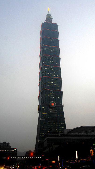 Taipei 101 - Bildquelle: AFP