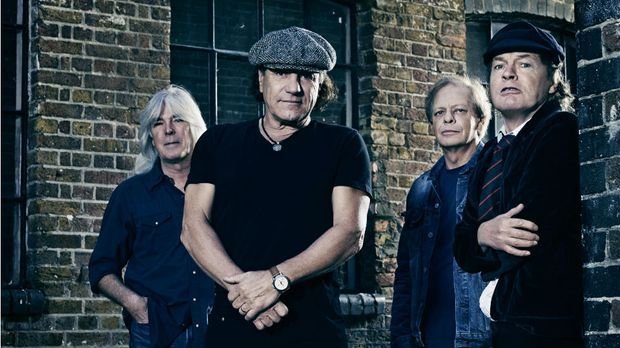 ACDC  Rock or Bust 1
