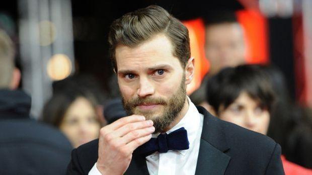 """Fifty Shades of Grey""-Star Jamie Dornan: Küssbarster Promi Irla"