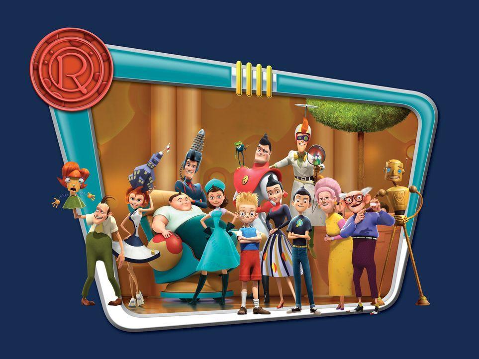 Du denkst Deine Familie ist verrückt - dann warte bis Du die Robinsons kennenlernst ... - Bildquelle: Disney Enterprises, Inc. All rights reserved