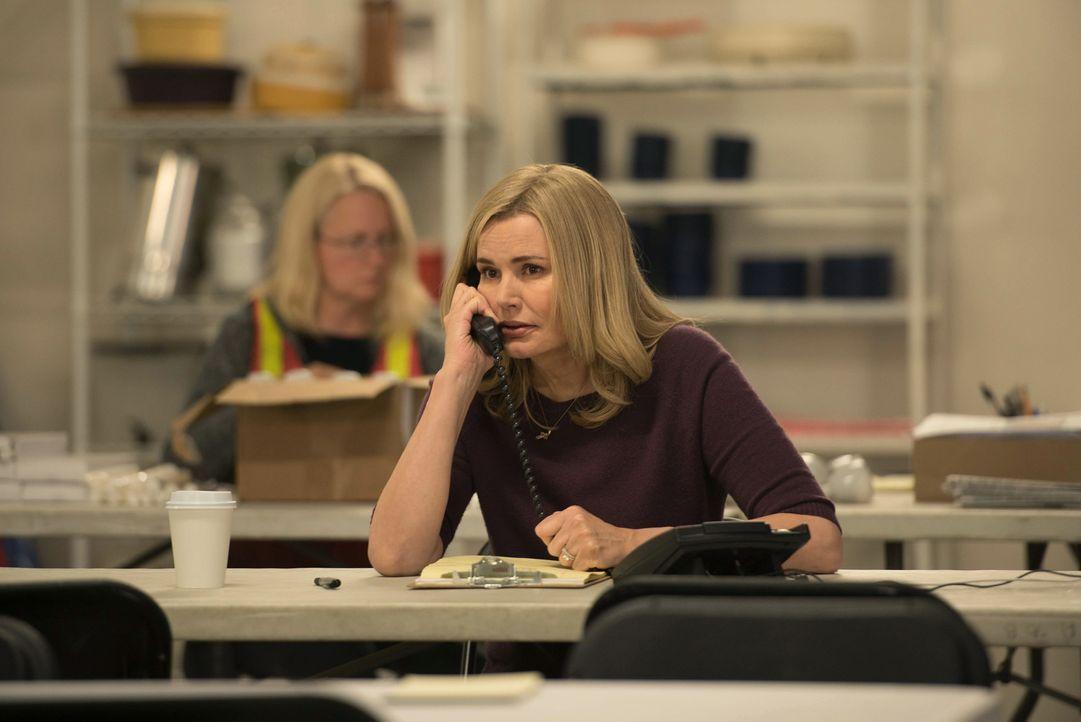 Angela (Geena Davis) gibt alles, um ihre Tochter wiederzufinden, doch Casey möchte vielleicht gar nicht gefunden werden ... - Bildquelle: 2016 Fox and its related entities.  All rights reserved.